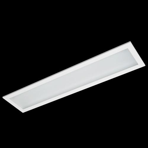Lumin ria fluorescente tubular - Luminaria fluorescente estanca ...